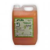 Sapun lichid perlat culoare portocalie 5L