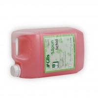 Sapun lichid crema, culoare roz, hidratant 5L