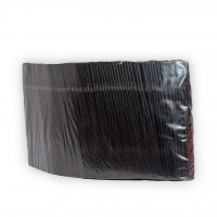 Paie flexibile negre 24 cm x 5mm, 1000 buc./pachet